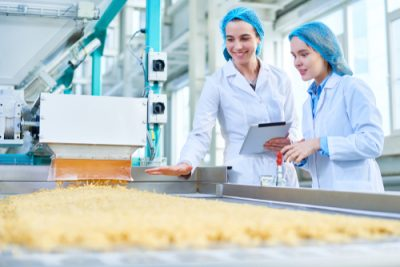 Food Processing Optimization: Ensuring Safety While Advancing Quality and Productivity